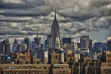 Empire State Building and NYC Skyline - 36332084