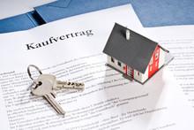 Kaufvertrag Für Ein Haus