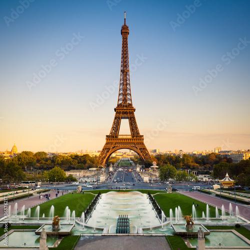Poster Tour Eiffel Tour Eiffel Paris France