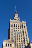 Palace of culture and science in Warsaw - 36415410