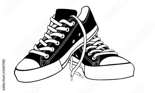 Obraz na płótnie shoes