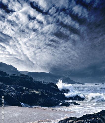 Fotografia plage
