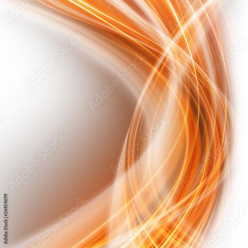 Naklejki abstrakcyjne fantastyczna-abstrakcja-zmyslowych-linii