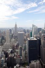 New York City Depuis Le Top Of...