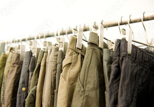 Fototapeta trousers