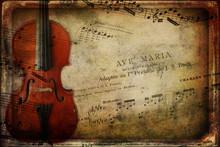 Musical Texture Grunge