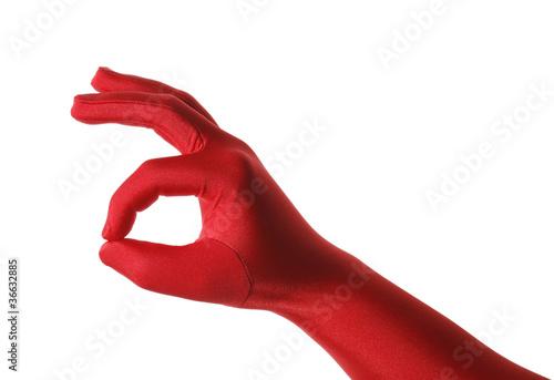 Valokuva  Red Pinch