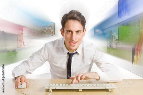 Valokuva  Internet