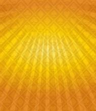 Vector Poker Gold Background