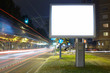 canvas print picture - Advertising billboard