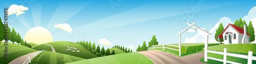 Foto  farm