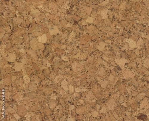 Photo sur Toile Les Textures Natural Cork Board Texture