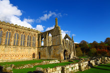 Historic Bolton Abbey In Yorks...