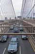 traffico sul ponte di Brooklyn