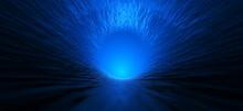Deep Blue Background
