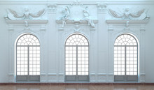 Barocke Stuckateurkunst