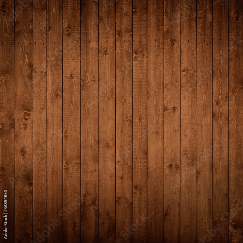 Tuinposter Hout wooden panels