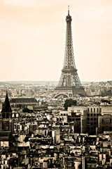 FototapetaParis - France - Tour Eiffel