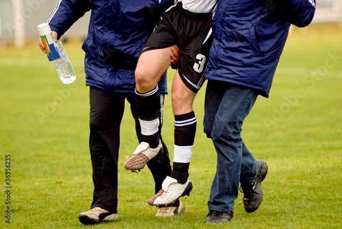 sportsman injuries