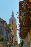 Streets of Cartagena, Colombia - 36964688