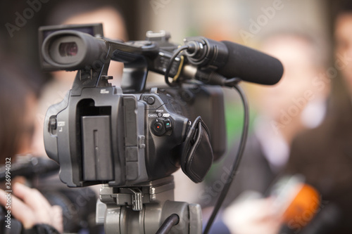 video camera #36994032