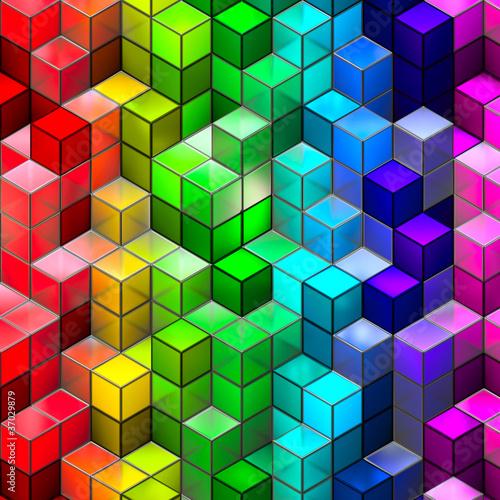 abstrakcjonistyczny-bezszwowy-szescianu-tlo