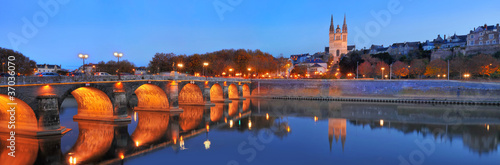 angers Canvas Print
