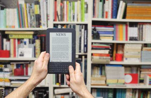Carta da parati ebook library