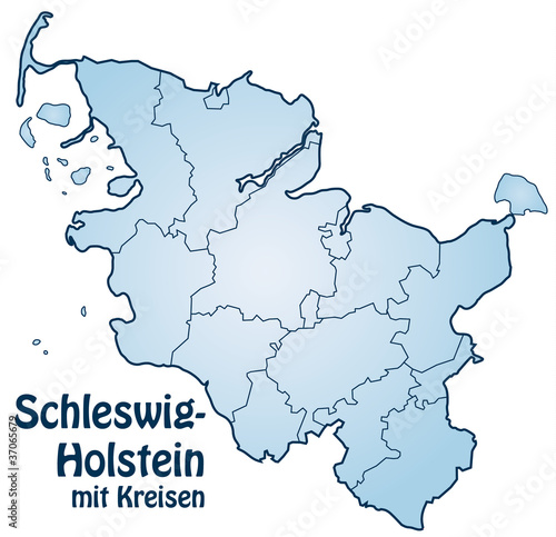 landkreise schleswig holstein