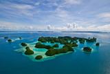 70 islands Palau.