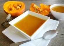 Soupe Orange  De Citrouille