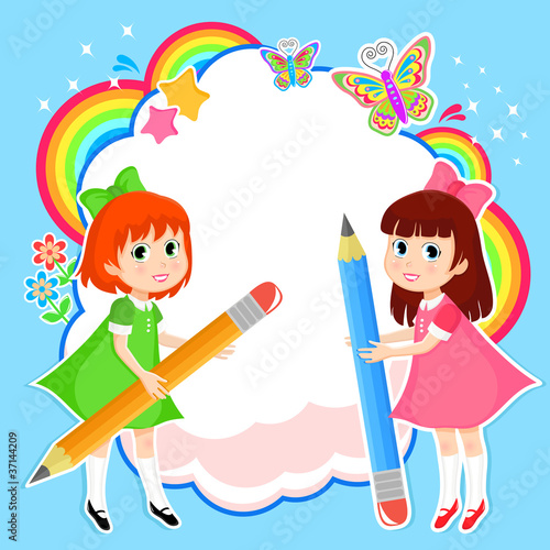 Papiers peints Arc en ciel imagination and creativity