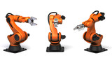 Industrial robots - 37163857