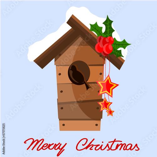Fotografie, Obraz  nido natalizio