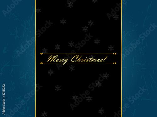 Fototapeta Christmas card obraz na płótnie