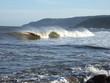 Wave in Scotland