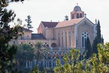 The Monastery Of Notre-Dame De Sept-Douleurs
