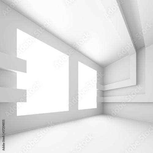 Fototapeta Nowoczesny pokój pusty