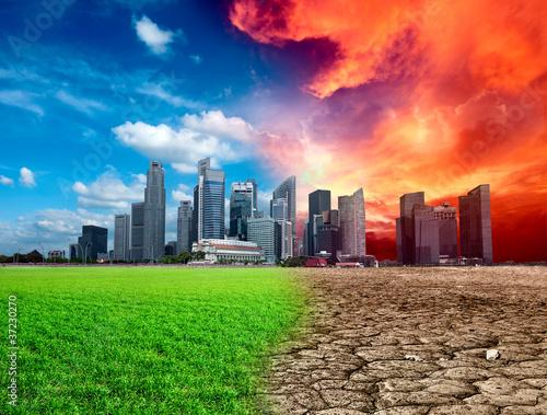 Papel de parede Global warming