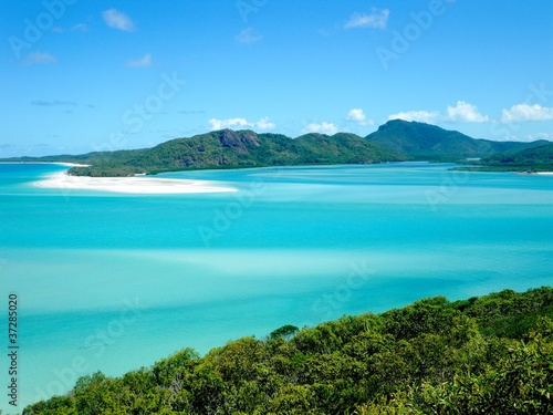 Fotografie, Obraz Whitsunday island, Australie
