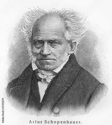 Arthur Schopenhauer Canvas Print