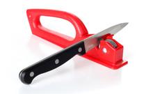 Sharpener And Knife