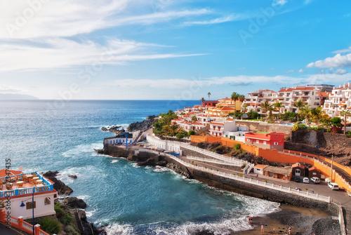 Fotografia  Puerto Santiago, Tenerife
