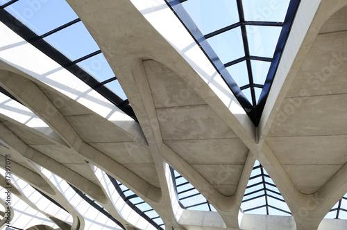 Fényképezés  Architectural detail