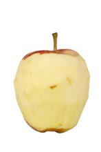Peeled Gala Apple