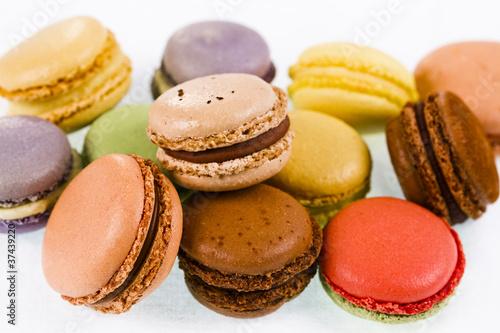Staande foto Macarons macarons 8