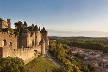 Cité Médiévale De Carcassonne - France