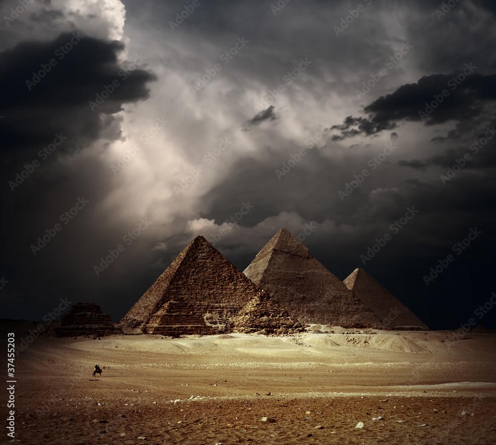Fototapeta Giza