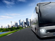 canvas print picture - Bus II