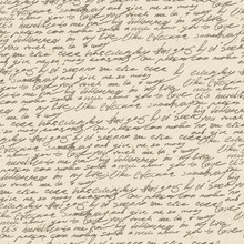 Abstract Handwriting On Old Vi...